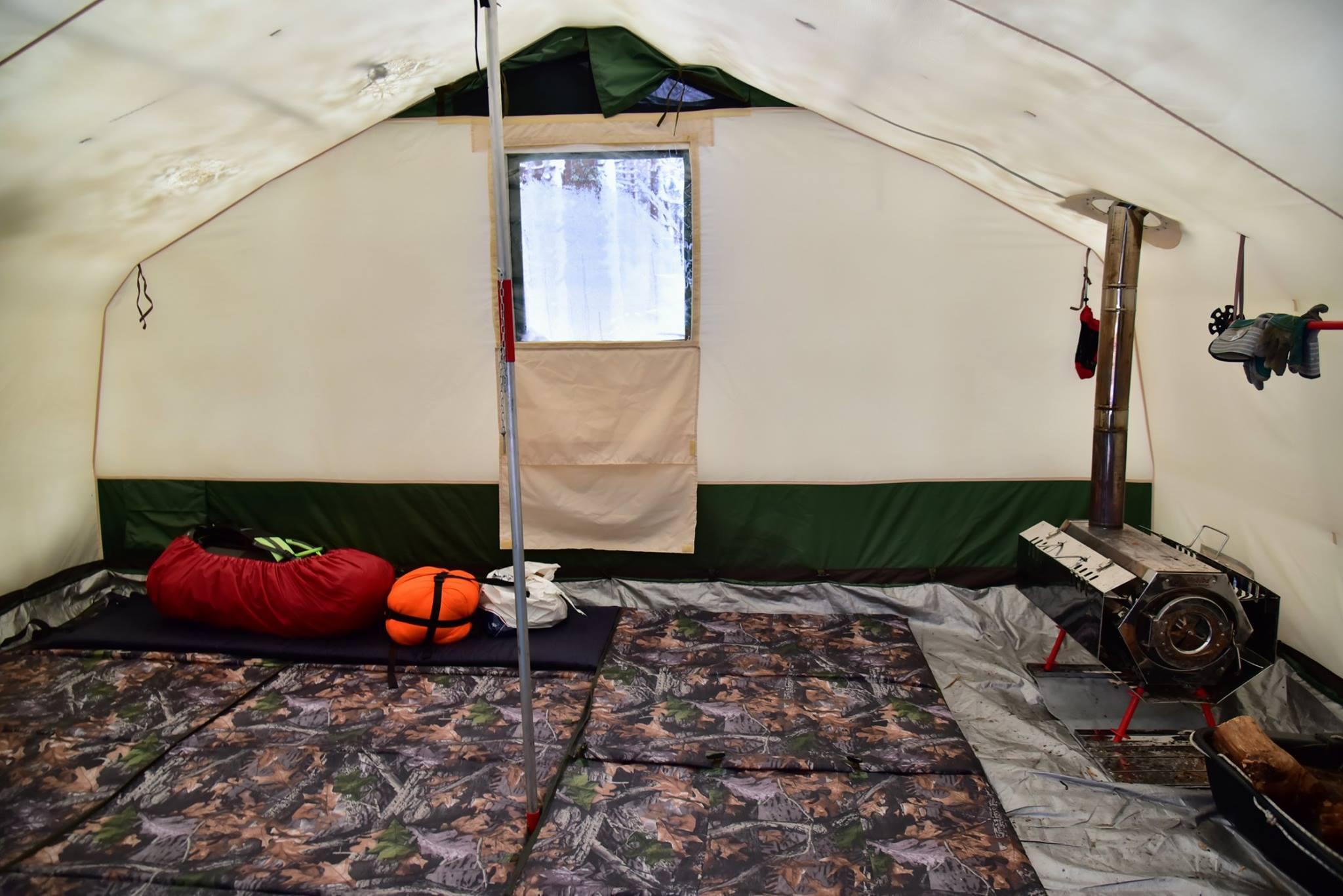палатки туристические зимние с печкой фото вот, наконец