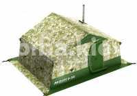 Всепогодная отапливаемая экспедиционная палатка РОСНАР Р-34 Мобиба. Купить с доставкой Украина, Киев
