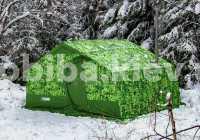 Всепогодная экспедиционная палатка РОСНАР Р-34 Мобиба. Купить с доставкой Украина, Киев