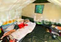 Всесезонная экспедиционная палатка РОСНАР Р-34 Мобиба. Купить с доставкой Украина, Киев