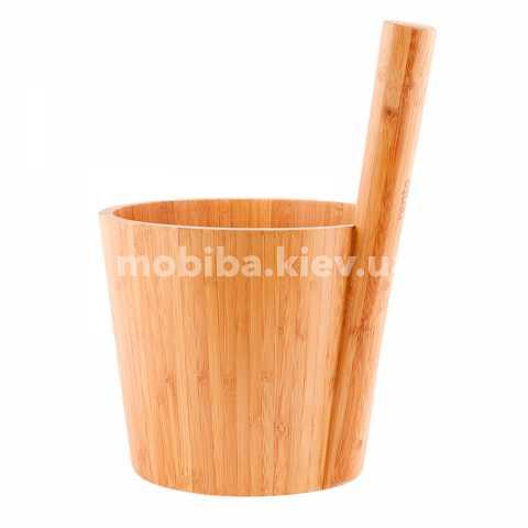 Шайка для бани из бамбука Rento Украина, купить в магазине