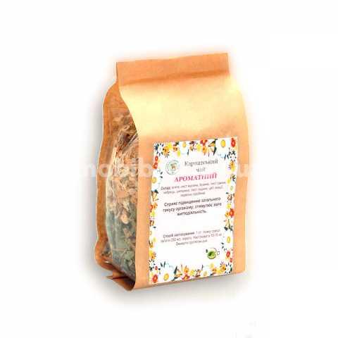Натуральный Ароматный чай из трав Украина Киев. Купить травяной карпатский чай в магазине
