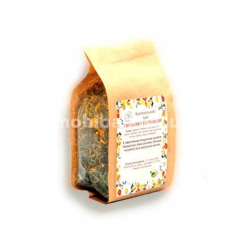 Натуральный Карпатский чай Горный Целебный из трав Украина Киев. Купить травяной карпатский чай в магазине