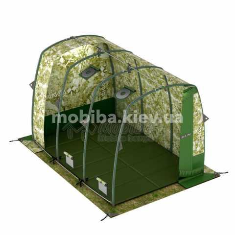 Комплект зимнего утепленного теплого пола для палаток Мобиба ПУ-103. Купить Киев Украина