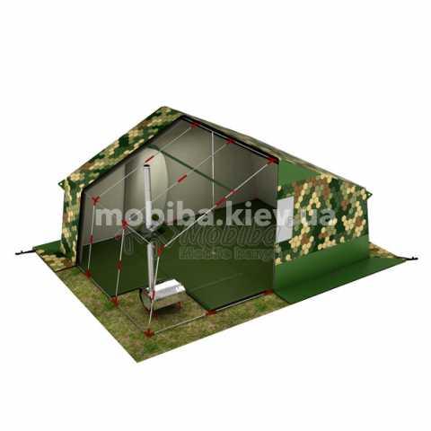 Комплект зимнего утепленного теплого пола для палаток Мобиба ПУ-34. Купить Киев Украина