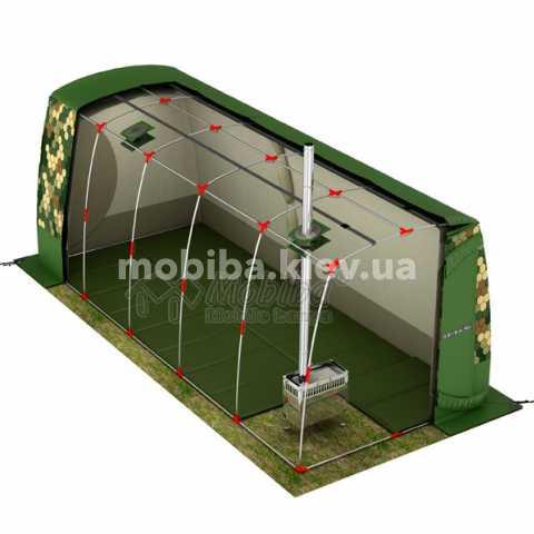 Теплый пол для палатки Мобиба ПУ-552. Купить Киев Украина