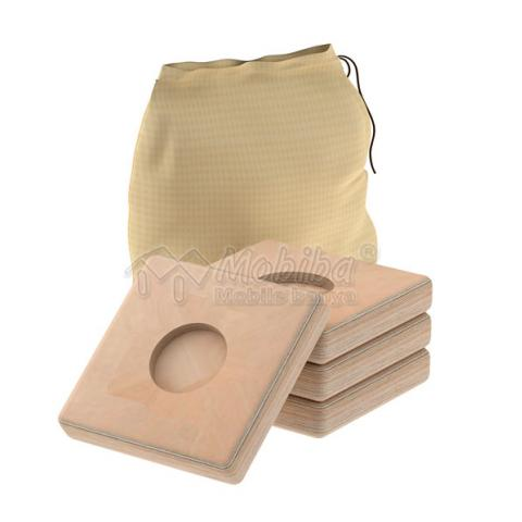 Комплект опор 4 шт для складного полка или кровати Мобиба. Купить Киев Украина