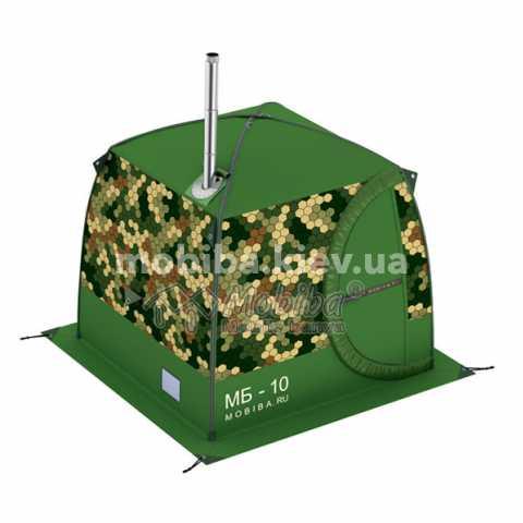 БУ Мобильная баня палатка МОБИБА МБ-10А распродажа б/у. Купить с доставкой Украина, Киев