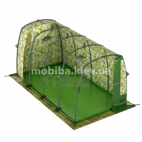 Пол ПВХ для палатки Мобиба купить Украина. Защищает от проникновения в палату различных насекомых, змей и влаги. В палатке всегда чисто и сухо.