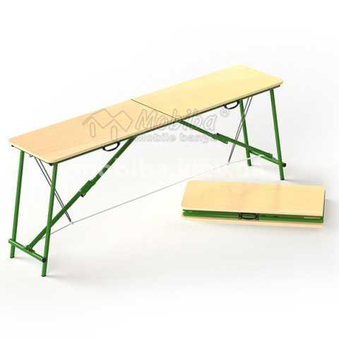 Купить полок ПСН-700, переносной полок-лавку для бани или сауны. Украина доставка Киев